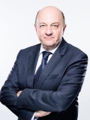 Der 55-jährige Rolf Walker ist Partner bei Ernst & Young und ein von der FINMA akkreditierter leitender Prüfer für Banken, Effektenhändler und Finanzmarktinfrastrukturen. Seine Anstellung bei Ernst & Young hat er im Hinblick auf die Übernahme des Verwaltungsratsmandats bei Raiffeisen Schweiz wegen Unvereinbarkeit gekündigt. (Bild: Oliver Oettli)