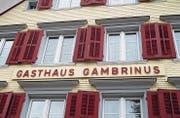 Das Restaurant Gambrinus verfügt auch über Gästezimmer. (Bild: PE)