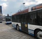 Die ÖV-Strategie der Stadt Wil sieht noch mehr Wil-Mobil-Busse vor. (Bild: Simon Dudle)