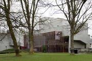 Das St.Galler Stadttheater ist in die Jahre gekommen - es muss für einen Millionenbetrag saniert werden. (Bild: GIAN EHRENZELLER (KEYSTONE))