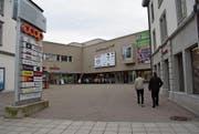 Die Geschäfte des Stadtmarkts sollen wieder Teil von Wil Shopping werden. (Bild: Gianni Amstutz)