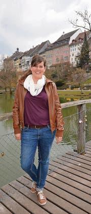 Sarah Leuthold nimmt heute ihre Tätigkeit bei Regio Wil als Projektleiterin auf. (Bild: Zita Meienhofer)