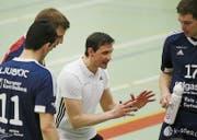Headcoach Ratko Pavlicevic, wie man ihn in der vergangenen Saison bei Volley Amriswil kennengelernt hat. (Archivbild: Mario Gaccioli)
