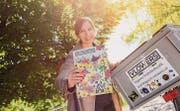 Das vegane Magazin «Vlowers» liegt in ausgesuchten Lokalitäten der Schweiz auf und kann online abonniert werden unter www.vlowers.ch. (Bild: pd)