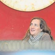 Die ewig neuen Griechen: Katja Langenbach bringt sie auf die Bühne. (Bild: Hanspeter Schiess)