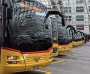 Postauto Schweiz kassierte dank Buchhaltungstricks 78 Millionen Franken zu viel an Subventionen. (Bild: Arno Balzarini/Keystone)