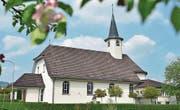 Immer mehr Risse durchziehen die Fassade der Kirche. (Bild: Mario Testa)