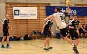 Coach Thorsten Wiege setzt sich durch und schiesst insgesamt sechs Tore. (Bild: Robert Kucera)