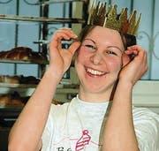 Sabrina Laszlo, Bäckerei Beerle.