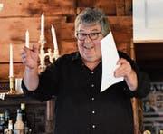 Hanspeter Masina präsidiert die Appenzeller Kulturkonferenz. (Bild: CAL)