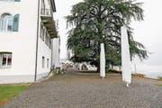 Im und vor dem Schlosshotel Wartensee findet im Februar die erste Hochzeitsmesse statt. (Bild: Rudolf Hirtl)