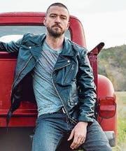 Zu seinen Wurzeln zurückgekehrt: Justin Timberlake. (Bild: Sony)