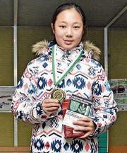 Gold für Qjongwen Xu. (Bild: PD)