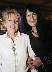 Rita Nüesch und Doris Weiersmüller.