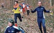 Ab durch die Mitte: Läufer am Stöff-Memorial-OL. (Bild: PD)