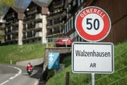 Die Beschwerdeführer forderten den Regierungsrat auf, die Ergänzungswahlen in den Gemeinderat von Walzenhausen vom 24. September abzusagen. (Bild: Michel Canonica)