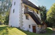Im ältesten Haus (1587) ist ein kleines Ortsmuseum untergebracht.