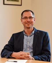 Michael Litscher gehört seit 2015 dem Gemeinderat Walzenhausen an. (Bild: Jesko Calderara)