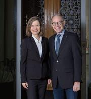 Carmen Lienert löst Martin Rutz als Chefärztin der Rheinburg-Klinik ab. (Bild: PD)
