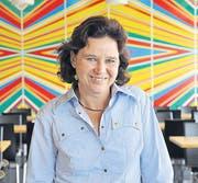 Astrid Bergundthal setzt ihr Wissen als ehemalige technische Operationsassistentin zum Wohle der Noma-Patienten ein. (Bild: mge)
