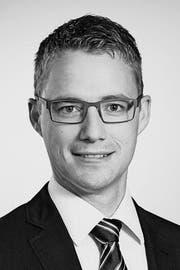 Frisch gewählt: Simon Seelhofer ist seit kurzem Präsident der FDP Kirchberg. (Bild: pd)