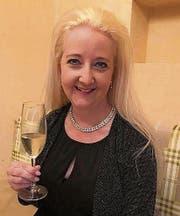 Hat ein intensives und gutes Jahr hinter sich: Michaela Frommelt aus Gams. (Bild: Andrea Müntener)