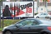 Die Aussage eines Thurgauer SVP-Politikers zur Minarett-Initiative beschäftigte nicht nur die Schweizer Richter, sondern auch den Europäischen Gerichtshof für Menschenrechte. (Bild: Donato Caspari (12. November 2009))
