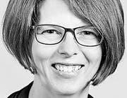 Iris Meier-Habegger Kandidatin Gemeinderat Altnau (47 Jahre, parteilos) (Bild: pd)