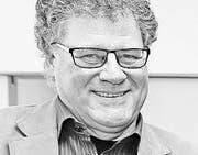Andreas Gehrig Schulpräsident Goldach (Bild: Rudolf Hirtl)