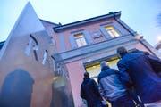 Am Mittwoch wurden die Strafanträge für die letzten beiden Beschuldigten im Riesenprozess zum Tötungsdelikt von Kümmertshausen gestellt. (Bild: Donato Caspari)