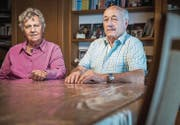 Sind den Verkäufern nicht auf den Leim gegangen: Margrith und Gustav Sidler. (Bild: Reto Martin)