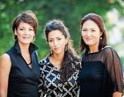 Das Norea Trio spielt im Stadtcasino. (Bild: PD)