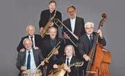 Die Chicago Swing Rats spielen feinen Big-Band-Jazz aus den 30ern.