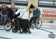 Die Goldacherin Claudia Hüttenmoser wird nach 2010 in Vancouver zum zweiten Mal an Paralympics dabei sein. (Bild: Urs Huwyler)