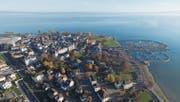Der Himmel über Arbon lichtet sich: Die Finanzlage des Bodensee-Städtlis soll sich ab dem kommenden Jahr entspannen. (Bild: Manuel Nagel)