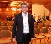 Markus Hundsbichler wird einstimmig zum ersten Präsidenten des neuen Fussballklubs «FC Rorschach-Goldach 17» gewählt. (Bild: Rudolf Hirtl)