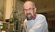 Reinhard Schlumpf arbeitet seit 40 Jahren beim selben Betrieb. (Bild: Res Lerch)