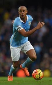 Vincent Kompany von Manchester City ist in Molenbeek aufgewachsen. (Bild: PETER POWELL (EPA))