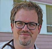 Christof Geigerseder, neuer Chefarzt Medizin Spital Wattwil. (Bild: PD)