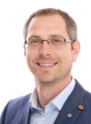 Gemeinderat Michael Litscher stellt sich zur Wahl für das Präsidium. (Bild: pd)
