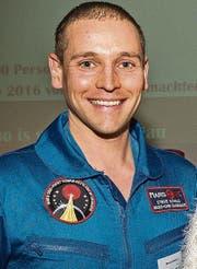 Steve Schild will 2027 zum Mars fliegen. (Bild: Andrea Stalder)