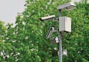 Droht die totale Überwachung? Bild: Reto Martin (Bild: Reto Martin (Reto Martin))