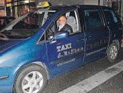 Sitzt in Kalabrien in Haft: Der Taxifahrer aus Frauenfeld. (Bild: Mathias Frei)