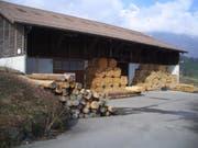 Die Gamser Ortsbürger sprachen sich am Montag für eine Sanierung des Werkhof Hültsch aus. (Bild: PD)