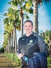Stefan Wolf ist im Verwaltungsrat für den Sport und den Nachwuchs zuständig. (Bild: Urs Bucher)