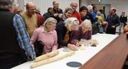 Vortrag über den Biber in der Region Werdenberg stiess auf grosses Interesse (Bild: Corinne Hanselmann)