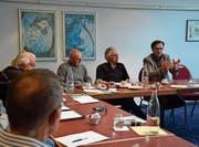Es brauche eine Stärkung des Zentrums, sagt Stadtpräsident David H. Bon. (Bild: Sara Carracedo)