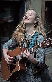 Die Kreuzlinger Singer-/Songwriterin Lilli Doblin. (Bild: PD/Alina Hösch)