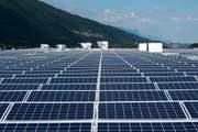 Die Thurgauer Regierung ändert das Solarstrom-Konzept. (Bild: Keystone)