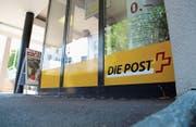 Die Poststelle in Rorschacherberg steht auf dem Prüfstand. (Bild: Linda Müntener)